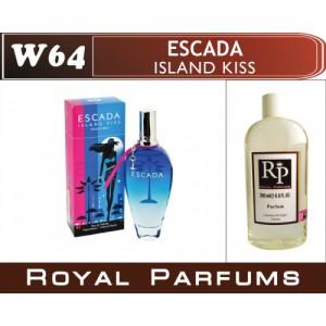 «Island Kiss» от Escada. Духи на разлив Royal Parfums 200 мл
