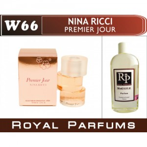 «Premier Jour» от Nina Ricci. Духи на разлив Royal Parfums 200 мл