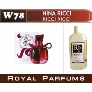 «Ricci Ricci» от Nina Ricci. Духи на разлив Royal Parfums 200 мл