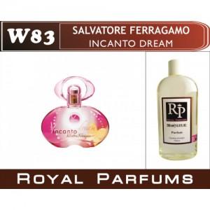 «Incanto Dream» от Salvatore Ferragamo. Духи на разлив Royal Parfums 200 мл