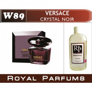 «Crystal Noir» от Versace. Духи на разлив Royal Parfums 200 мл
