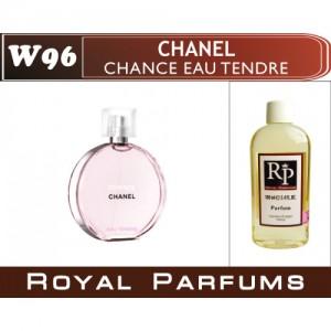 «Chance eau Tendre» от Chanel. Духи на разлив Royal Parfums 200 мл