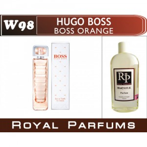 «Boss Orange women» от Hugo Boss. Духи на разлив Royal Parfums 200 мл