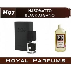 «Black Afgano» от Nasomatto. Духи на разлив Royal Parfums 100 мл
