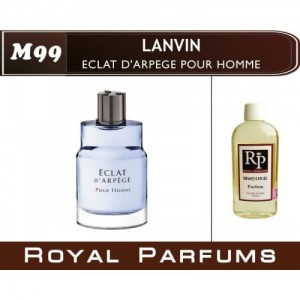 «Eclat d'Arpege Pour Homme» от Lanvin. Духи на разлив Royal Parfums 100 мл
